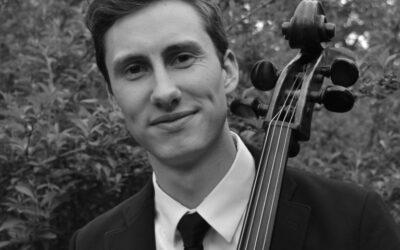 HVS Alum Julian Müller Performs with Caroga Lake Music Festival