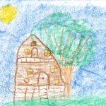 Declan Duffy Morningstar's drawing