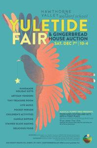 Yuletide Fair Poster