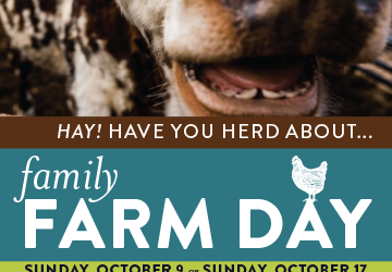 Family Farm Day!