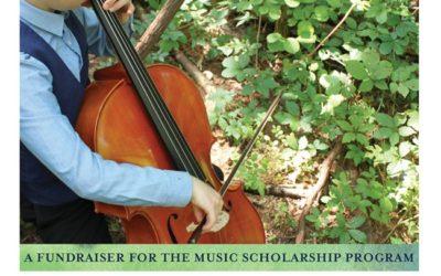 September Songs: A Fundraiser for the Music Scholarship Program